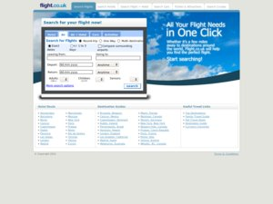 Flight.co.uk website