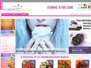 Flowerangels website