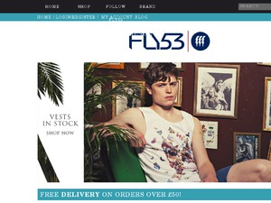 Fly53 website