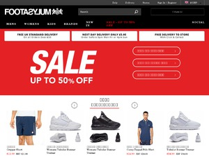 Footasylum website