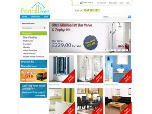 FortHill Home website