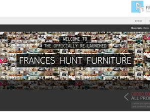 Frances Hunt website