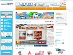 Gadgete Point website