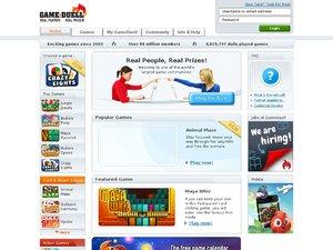 GameDuell.co.uk website