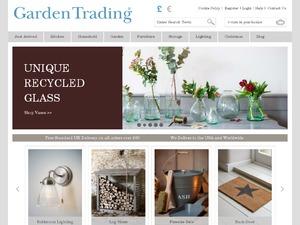 Garden Trading website