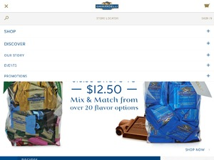 Ghirardelli Chocolate website
