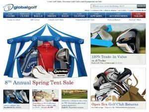 GlobalGolf website