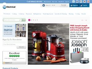 Go Electrical website