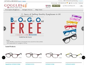 Goggles4U website