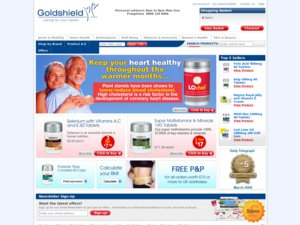 Goldshield website