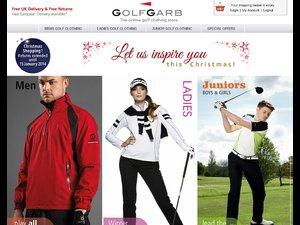 Golfgarb website