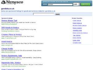 Gondola website