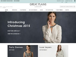 Great Plains website