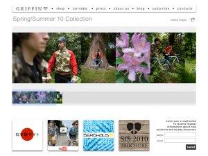 Griffin website