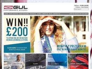 Gul website
