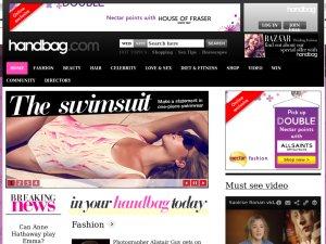 Handbag website