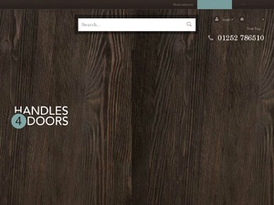 Handles 4 Doors website