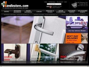 Handlestore website