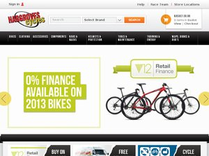 Hargroves Cycles website