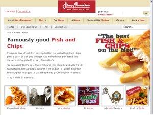 Harry Ramsdens website