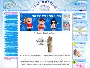 Heaven Jewellery website