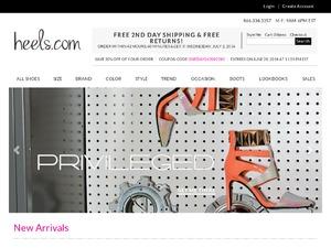 Heels website