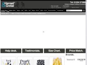Hansel And Gretal website