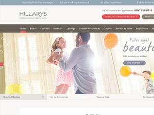 Hillarys website