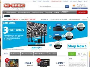 Hispek website