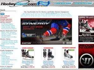 Hockey Giant website