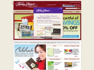 Holiday Classics website