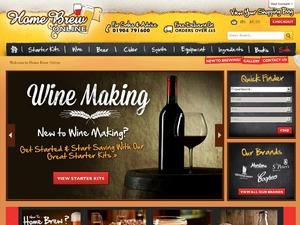 Home brew online website