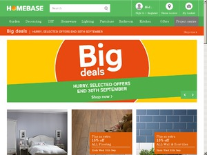 Homebase website
