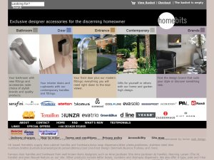 Homebits website
