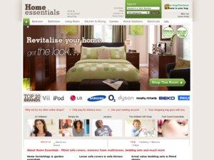 Home Essentials website