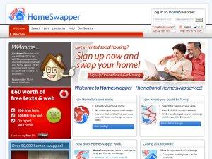 Homeswapper website