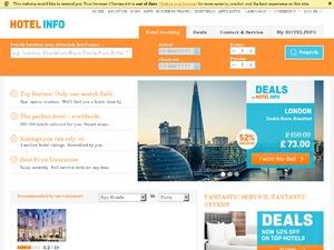 hotel.info UK website