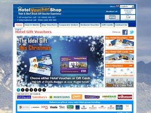 HotelVoucherShop website
