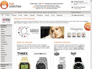 Hot watches website