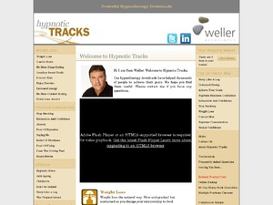 Hypnotictracks website