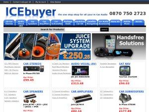 Icebuyer website
