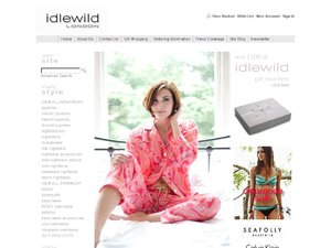 Idlewild London website