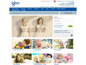 Igloo website