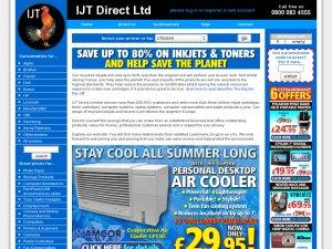 IJT Direct website