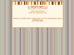 iL BERTORELLI website