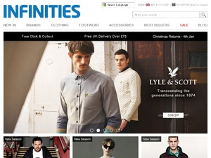 Infinities website