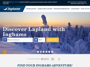 Inghams website