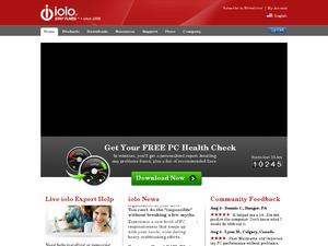 Iolo technologies website