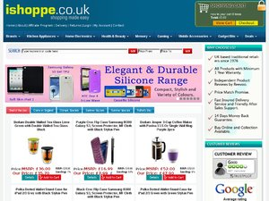 ishoppe.co.uk website
