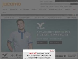 Jacamo website